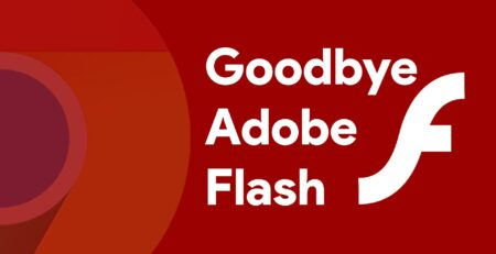 Adobe Flash end of support
